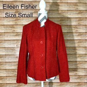 Eileen Fisher jacket / blazer